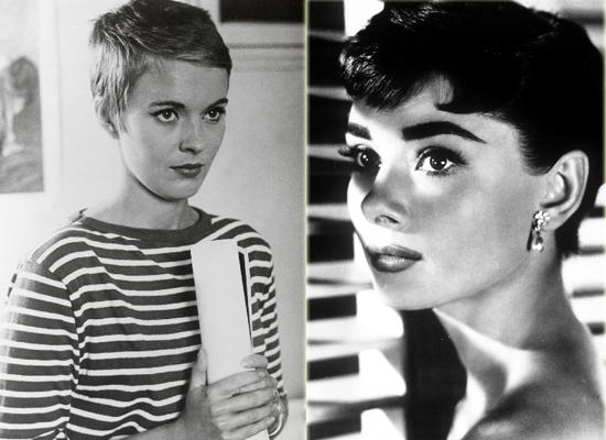 Taglio capelli anni 50 donna