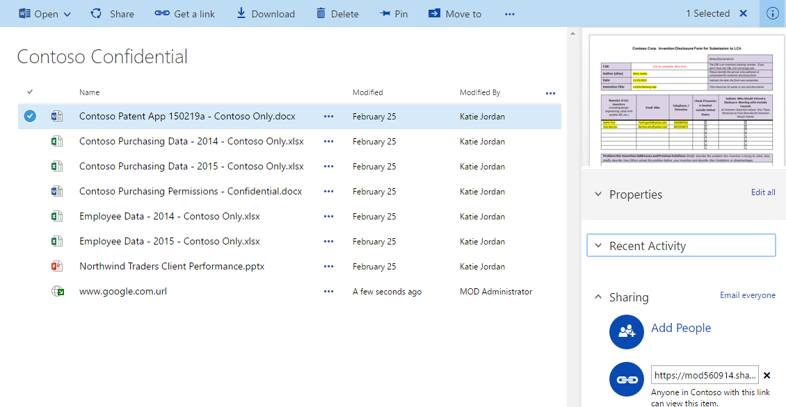 sharepoint rapt new document library experience coming to With new document library experience