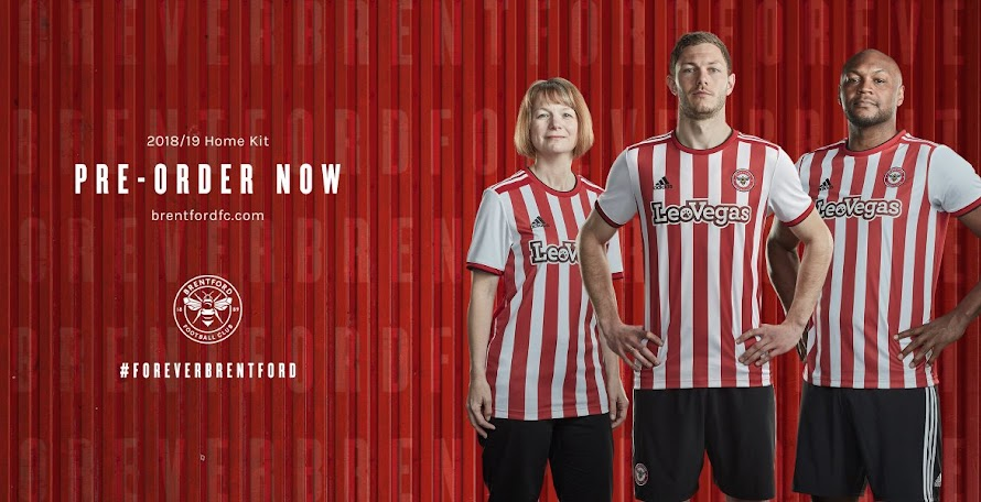 Brentford FC - cheap soccer cleats 2439b858c