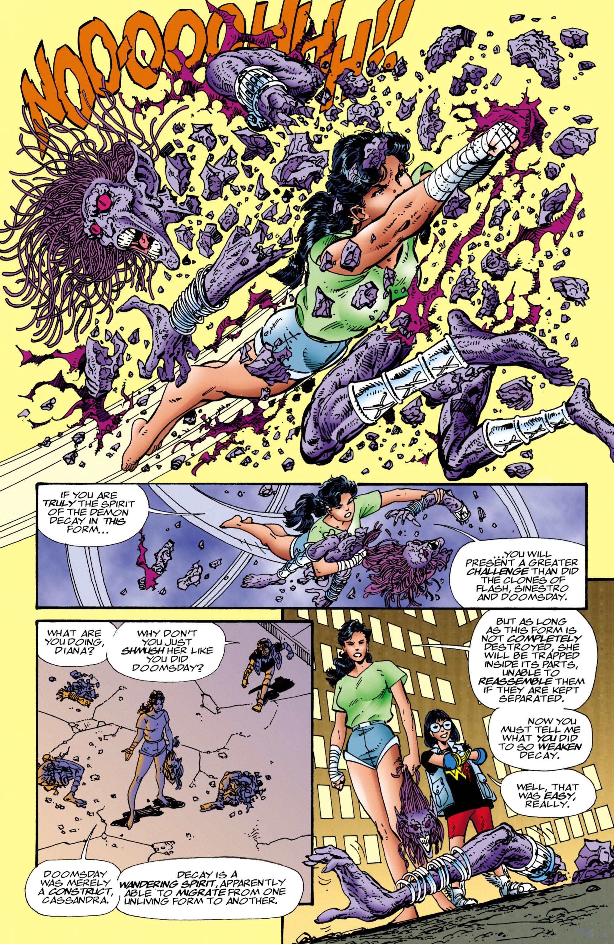 Read online Wonder Woman (1987) comic -  Issue #113 - 21