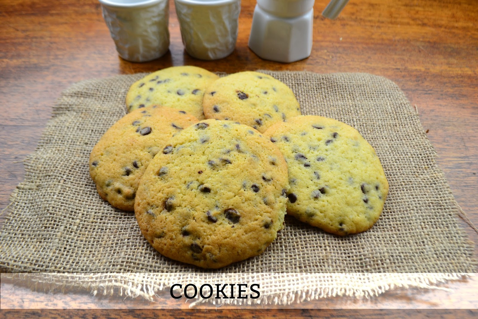 LA GAIA CUCINA DI PATTY...: Cookies