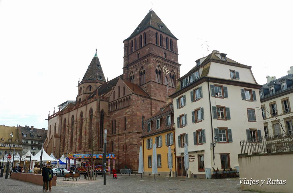 Santo Tomás, Estrasburgo