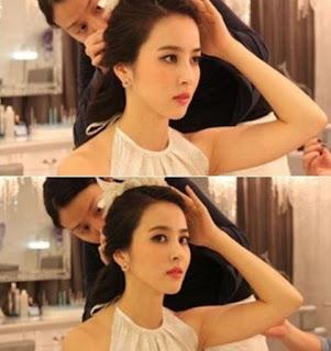 Korean_Actress_Wedding_Makeup_Hair