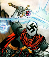 Image result for nazi dc comics