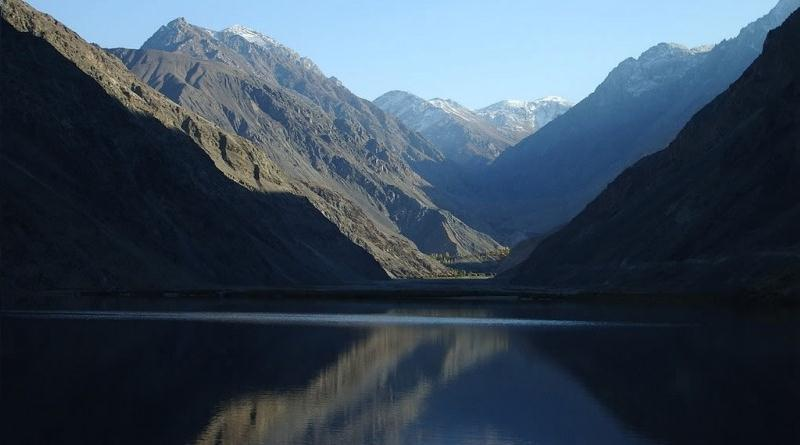 File:Satpara Lake Skardu Pakistan.svg