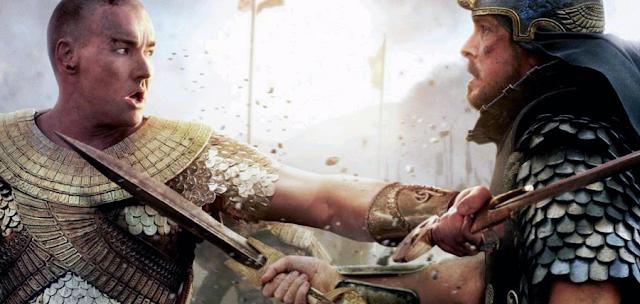 Confruntarea epică dintre Ramses şi Moise în filmul Exodus: Gods and Kings