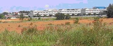 pengalihan fungsi lahan bekas tambang untuk pemukiman