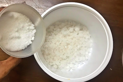 How to Make Bath Salt In 2 Minutes?