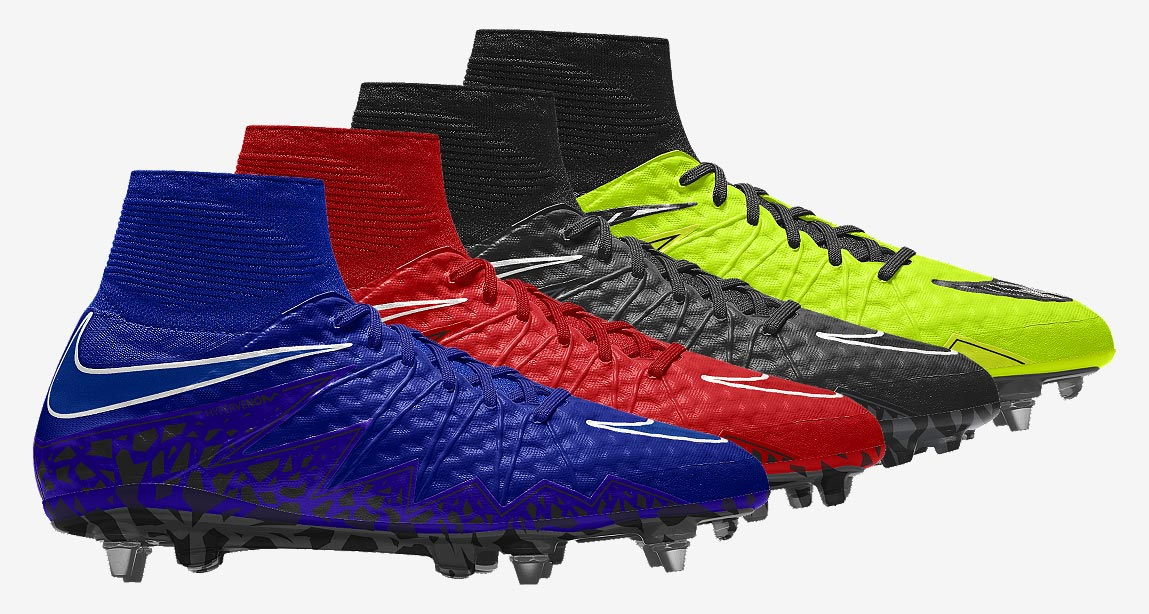 nike updates hypervenom phantom ii id boots footy headlines. Black Bedroom Furniture Sets. Home Design Ideas