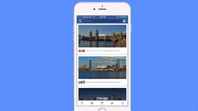 """فيس بوك تضيف ميزة التخطيط للسفر """"دليل المدن"""""""