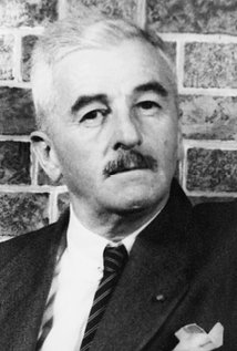 William Faulkner. Director of The Tarnished Angels