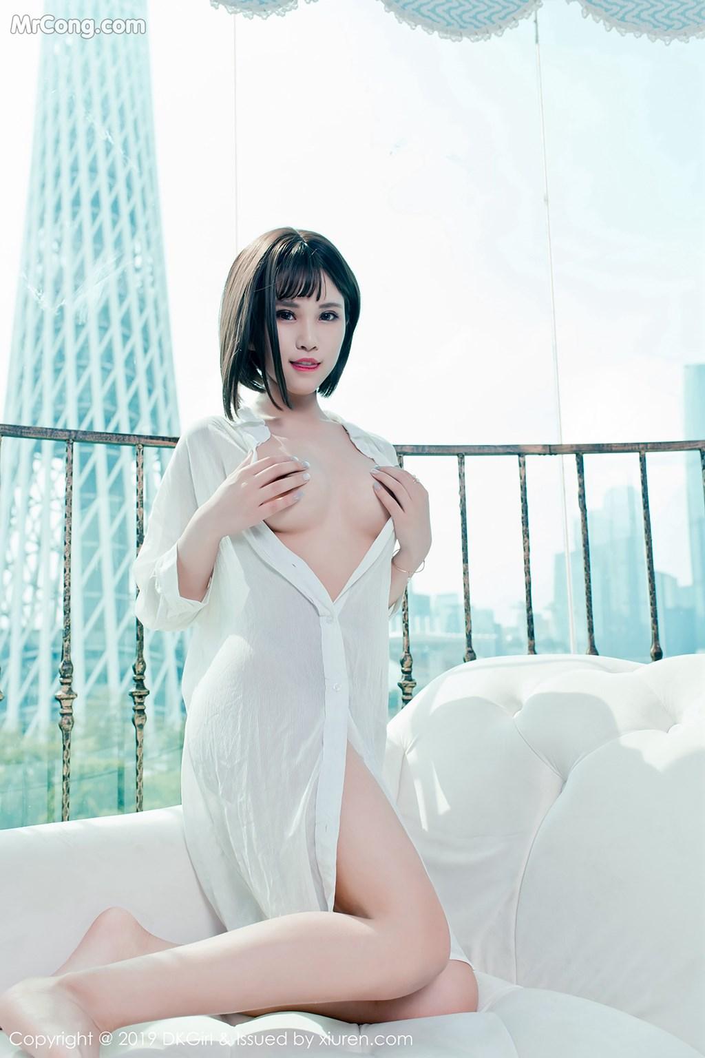 Image DKGirl-Vol.094-Meng-Bao-Er-BoA-MrCong.com-010 in post DKGirl Vol.094: Người mẫu Meng Bao Er (萌宝儿BoA) (48 ảnh)
