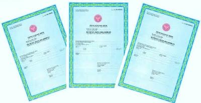 sertifikat tanah dan bangunan
