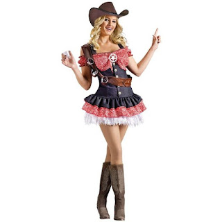 Shotgun Sheriff Cowgirl Adult Costume  sc 1 st  Costume Ideas for Women & Costume Ideas for Women: Top Five Cowgirl Costumes for Women