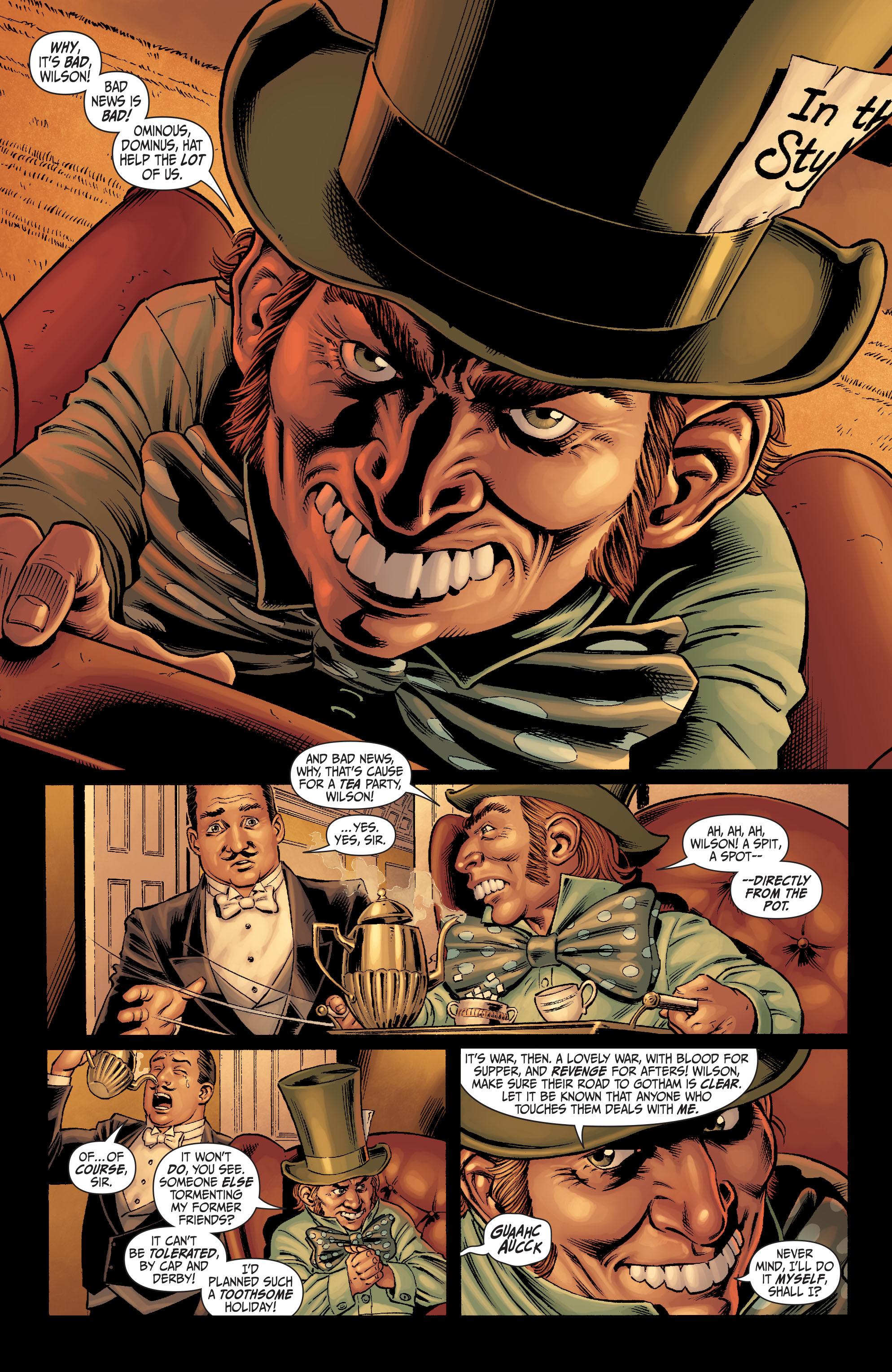 Read online Secret Six (2008) comic -  Issue #6 - 12