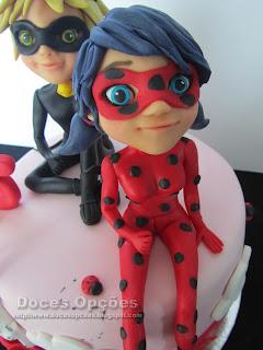 Marinette birthday cake