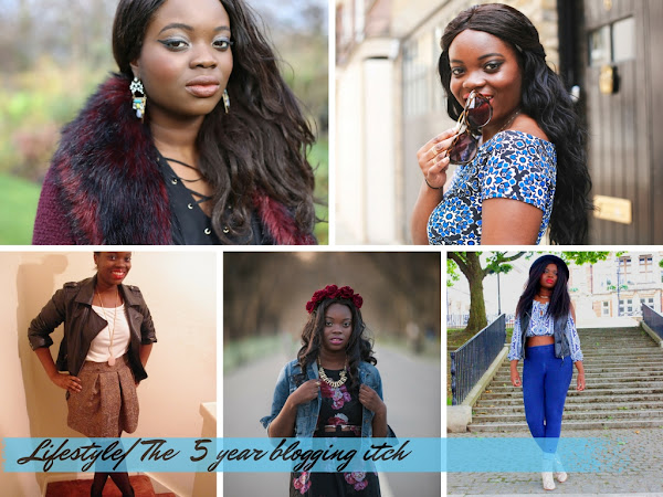 LIFESTYLE| THE 5 YEAR ITCH AND MY TAKE ON BLOGGING NOW