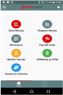 How to Deposit with UBA EmailMoni