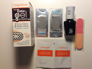 Sally Hansen Salon Insta Gel Strips bonus check