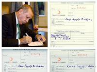 Presiden Erdogan Donasi Qurban Ke Dunia Islam