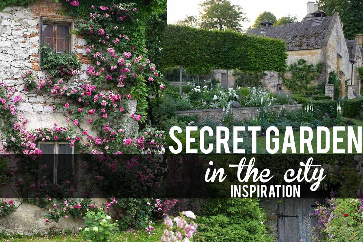 Secret Garden: Gypsy Beard: Secret Garden In The City