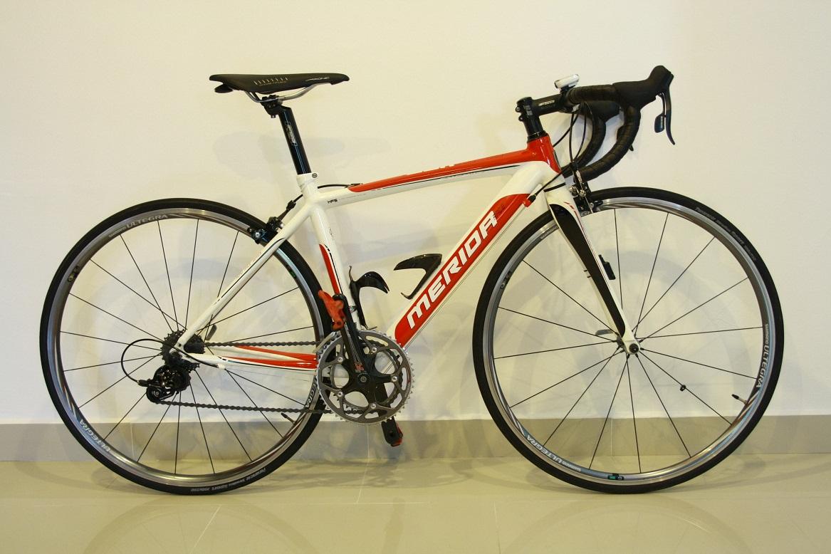 Procyon's Closet: Merida HFS 904 Complete Road bike