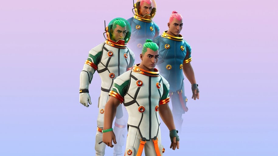 Fortnite, Deo, Skin, Outfit, 4K, #7.2477