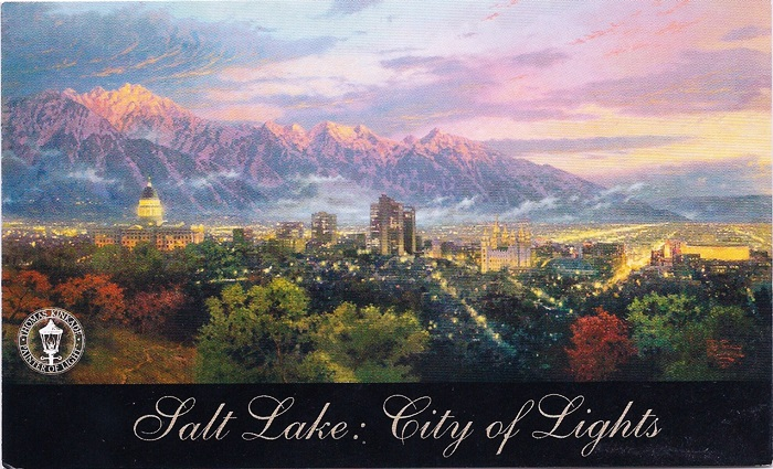 99. Salt Lake: City of Lights