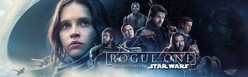 Rogue One: Una Historia de Star Wars (2016)