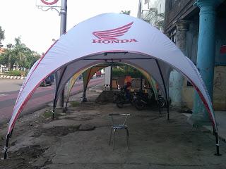 Jual tenda payung daerah bekasi