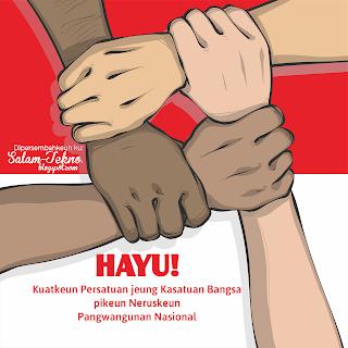 iklan menjaga persatuan dan kesatuan bangsa