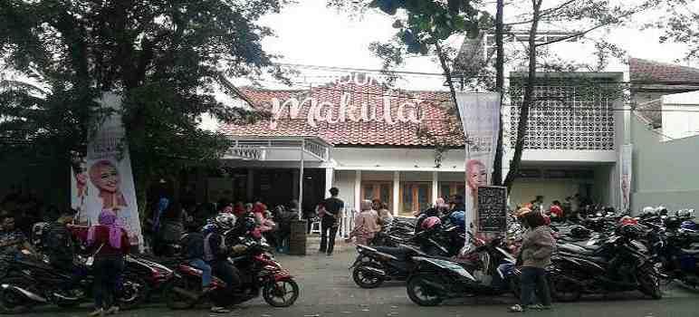 Alamat Bandung Makuta Cake