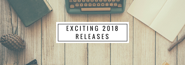 Exciting March 2018 releases