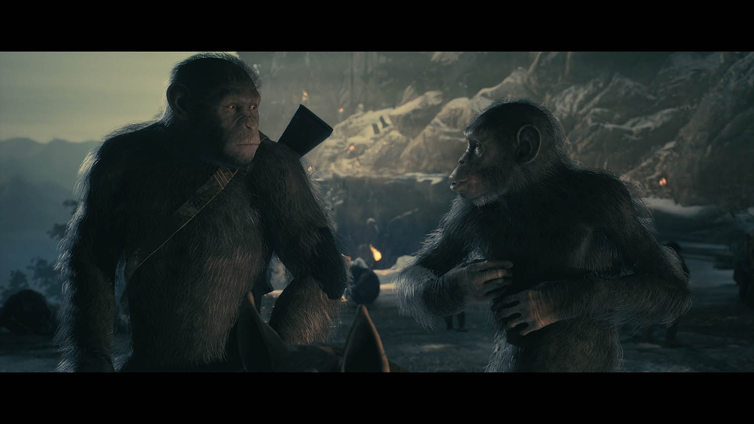 Planet of the Apes: Last Frontier se lanzará el 21 de noviembre con PlayLink