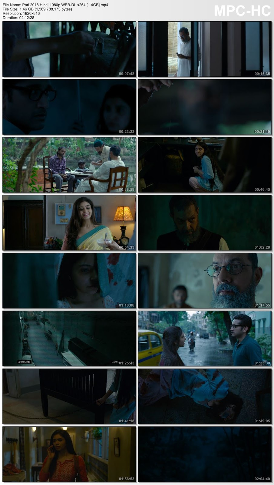 Pari (2018) Hindi 1080p WEB-DL x264 1.4GB Desirehub