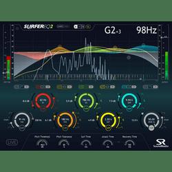 Sound Radix - SurferEQ 2 Full version