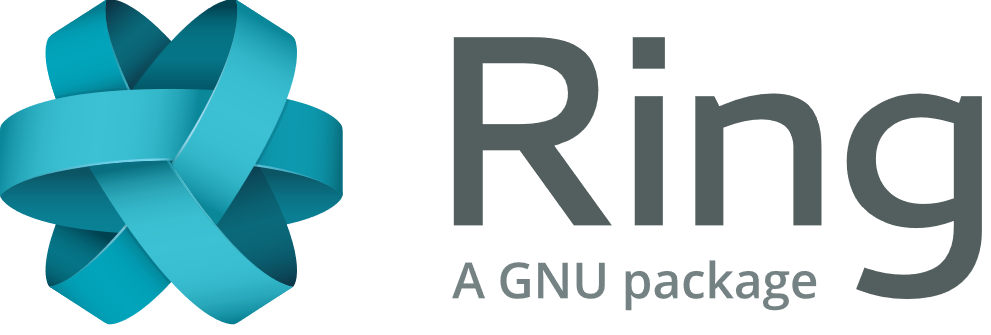 Ring - A GNU Crossplatform Messenger (Chat, Talk, Share Files, Video call)