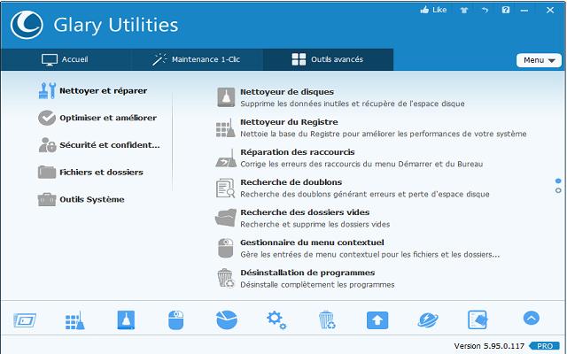 تحميل وتفعيل برنامج Glary Utilities Pro 5.95.0.117 آخر إصدار