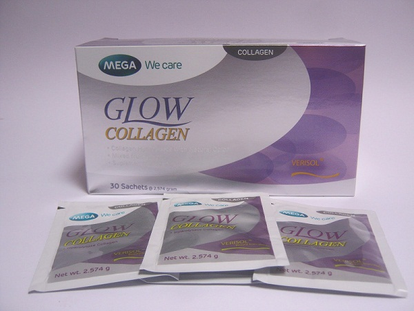Glow Collagen Minuman Kolagen Terbaik Untuk Masalah Penuaan