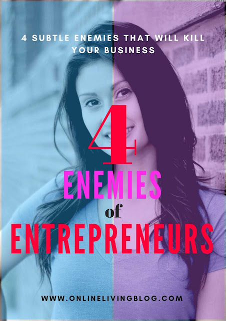 4 Subtle Enemies That Will Kill Your Business
