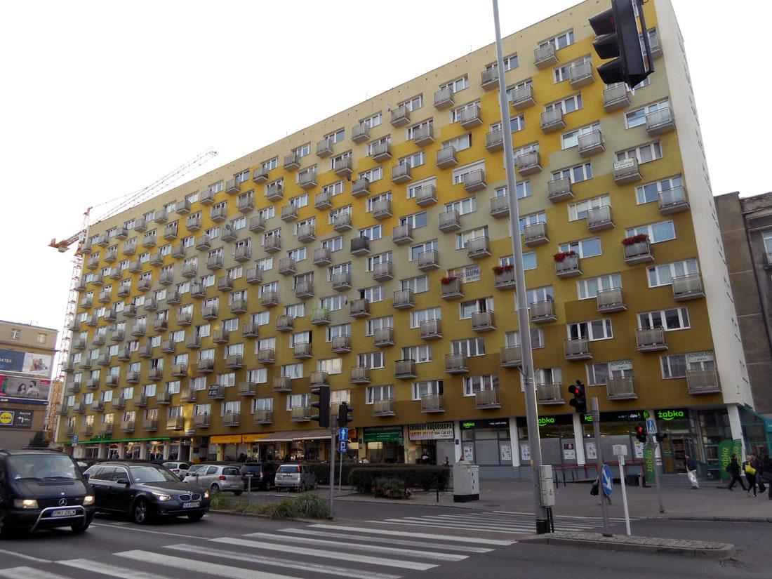 Palazzi a Gdynia