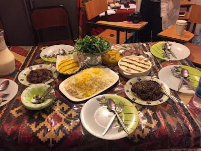 La cuisine iranienne