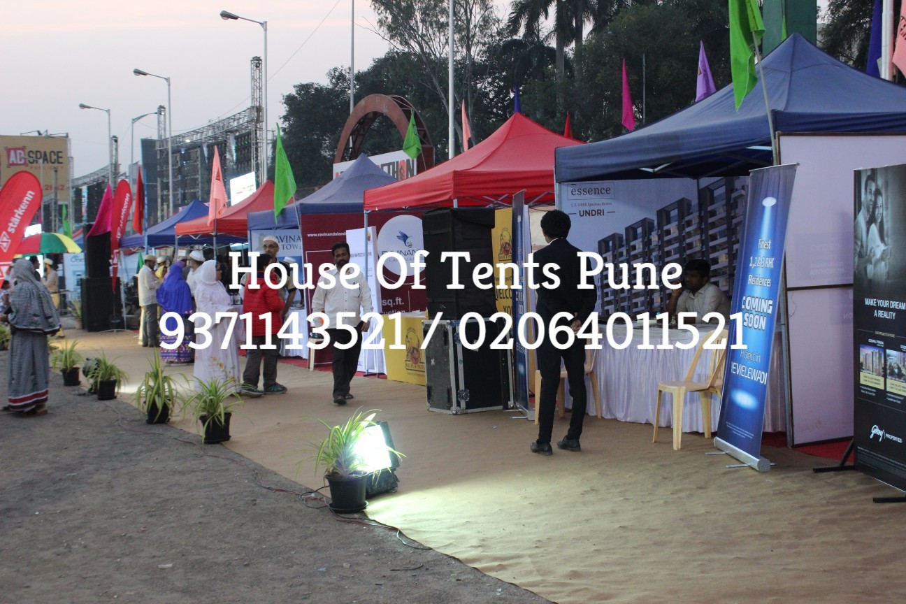 Canopy Tents For Events & House Of Tents India