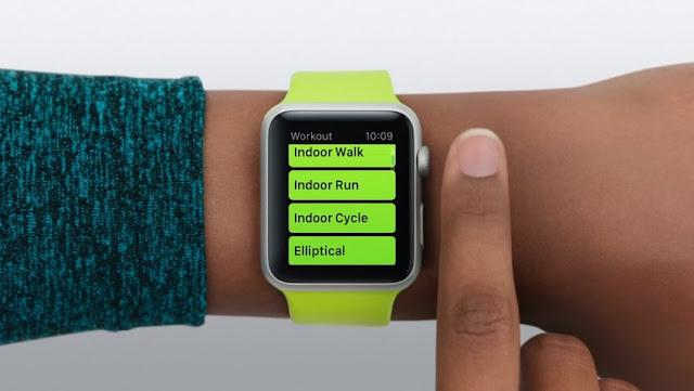 Apple Watch ternyata bisa deteksi detak jantung