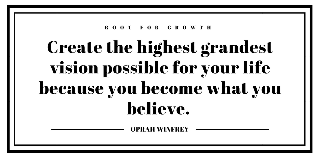 Vision quotes that give inspiration and purpose. Great for entrepreneurs. Motivational for career advice.