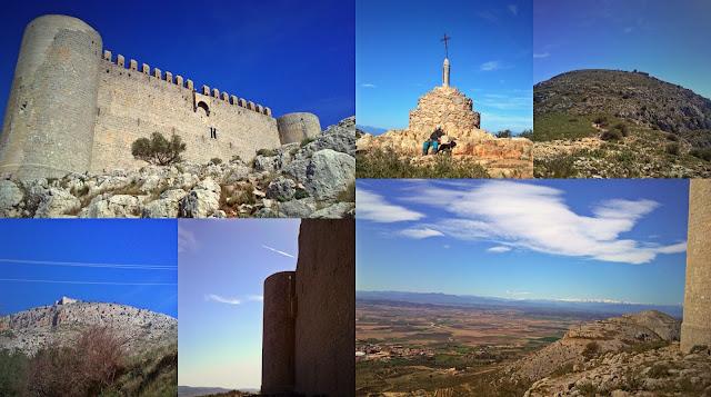 Castell del Montgrí i vistes