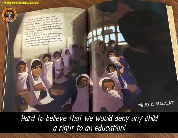 Malala Yousafzai new children's literature book
