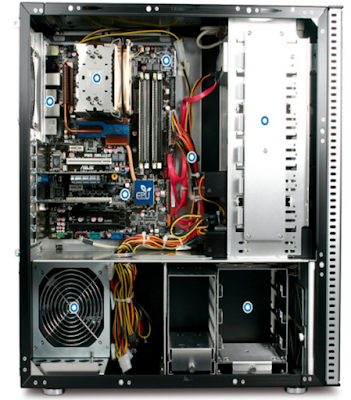 cara mengatasi Troubleshooting Motherboard pc