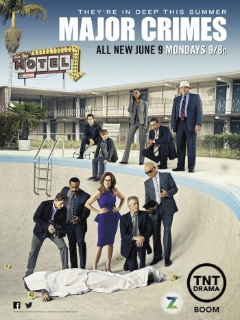 Baixar Major Crimes 3ª Temporada Dublado