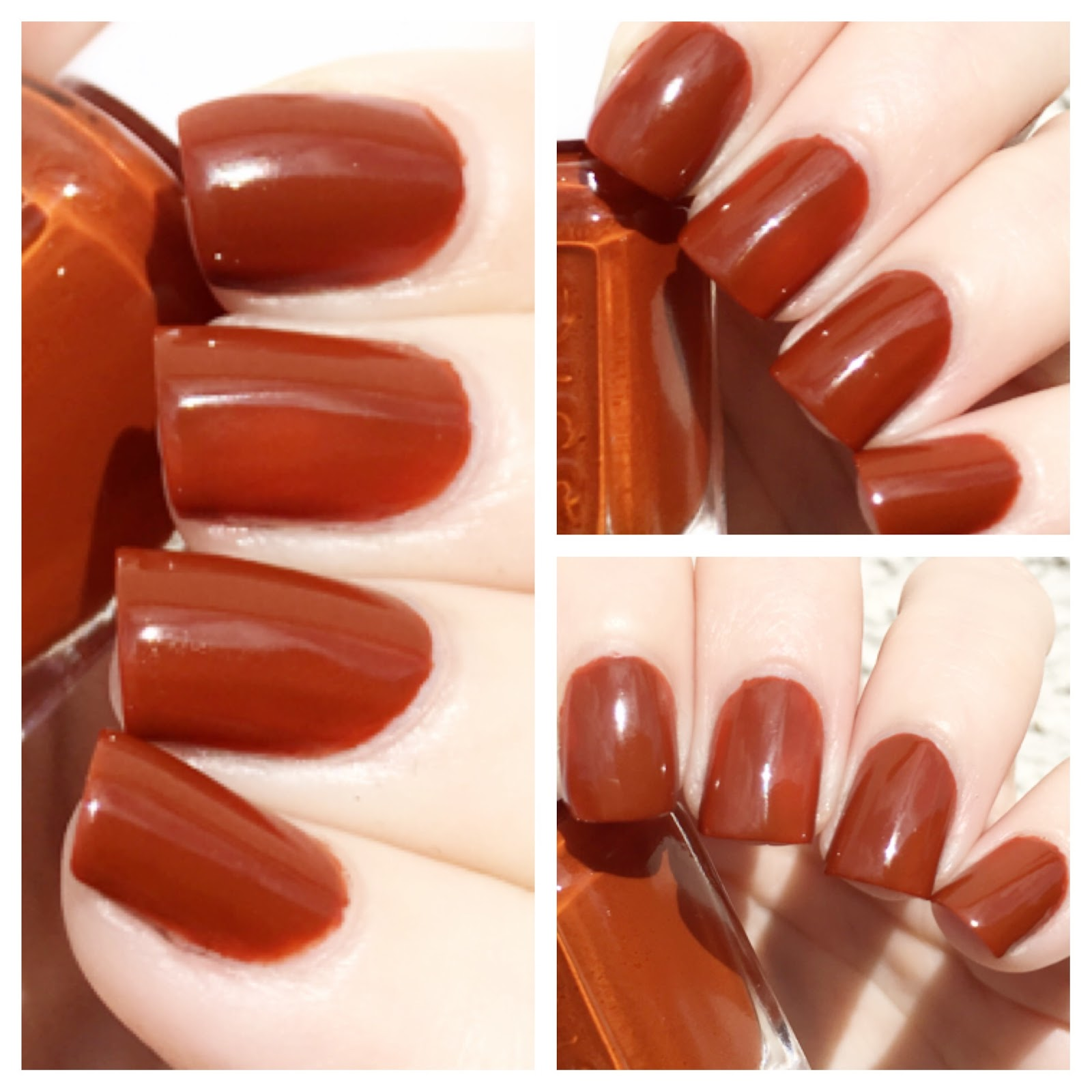 Notd Essie Fall Nail Polish Collection In Playing Koi